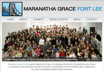 Maranatha Grace Fort Lee