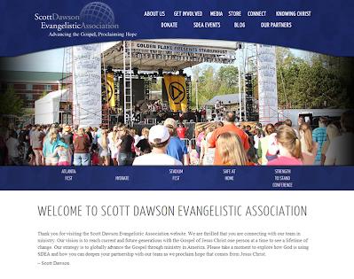Scott Dawson Evangelistic Association