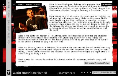 Wade Morris Ministries